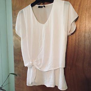 Crinkle blouse